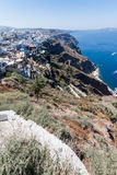 Oia Santorini Royalty Free Stock Photo
