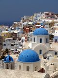 Oia, Santorini Royalty Free Stock Images