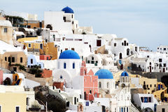 Oia town Royalty Free Stock Image