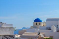 Oia, traditional greek village Royalty Free Stock Photo