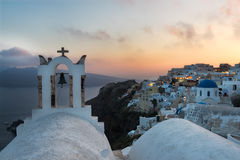 Oia View Royalty Free Stock Image