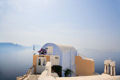 Oia village Santorini Royalty Free Stock Image