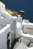 Oia village, Santorini Royalty Free Stock Photography