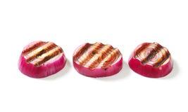Oignon grillé Photo stock