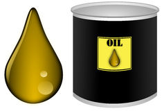 Oil Royalty Free Stock Images