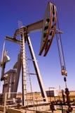 Oil 7. An oil pump jack Stock Photography