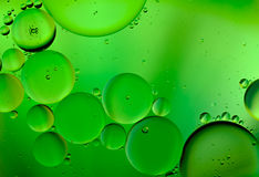 Oil Abstract Stock Image