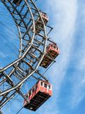 Oil austria, vienna, ferris wheel Stock Photo