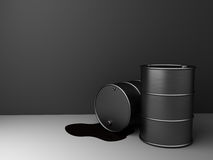 Oil background Stock Image