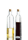 Oil and balsamic Stock Image