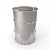 Oil barrel. Stock Photo