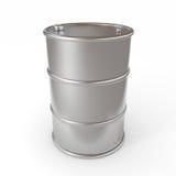 Oil barrel. Vector Illustration