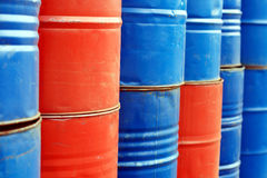 Oil barrel Stock Photos
