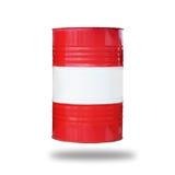 Oil barrel dirty drum Stock Photo