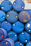 Oil Barrel(s) Storage Royalty Free Stock Image