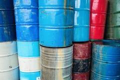 Oil barrel Stock Images