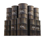 Oil Stock Photo