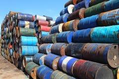 Free Oil Barrels Stock Photos - 28964323