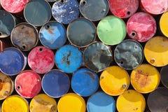 Free Oil Barrels Stock Image - 28964441
