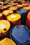 Oil Barrels Royalty Free Stock Photo