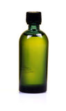Oil bottle Royalty Free Stock Photos