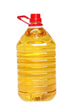 Oil bottle Royalty Free Stock Image