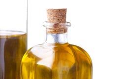 Oil bottle Stock Image