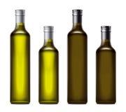 Oil bottles Stock Photography