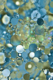 Oil Bubbles Stock Photography
