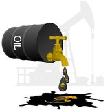 Oil business Stock Photo