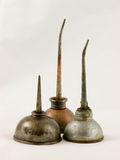 Oil Can Collection stock photography