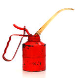 Oil can Royalty Free Stock Photography