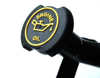 Oil cap Royalty Free Stock Photo