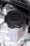 Oil cap Stock Image