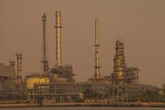 Oil in capsules Stock Photos