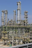 Oil and chemical plant Stock Photos