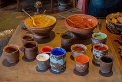 Oil colors стоковое фото rf