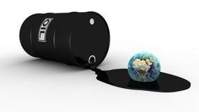 Oil concept Stock Photos