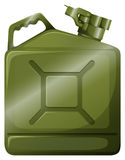 An oil container Royalty Free Stock Photography