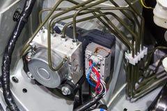 Oil control valve car engine Stock Photo