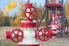 Oil deposit Royalty Free Stock Photo