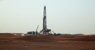 Oil derrick Stock Images