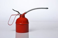 Oil dispenser for lubricants Royalty Free Stock Images