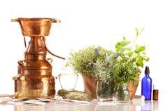Oil Distiller Royalty Free Stock Images