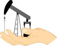 Oil Drill Stock Image