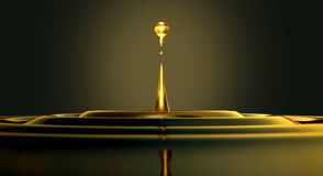 Oil Droplet Stock Photos