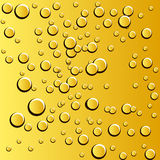 Oil drops. Background - computer generated Stock Photo