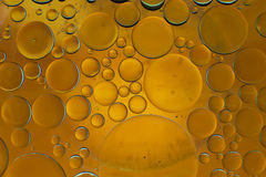 Oil drops Royalty Free Stock Image