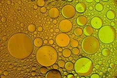 Oil drops Stock Photos