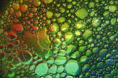 Oil drops Stock Photo